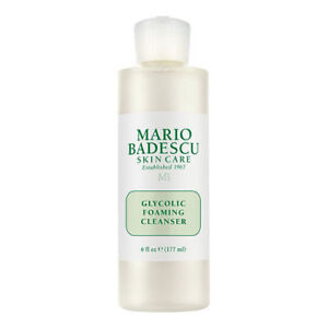 MARIO BADESCU Glycolic Foaming Cleanser - Exfoliating Deep Cleanser BESTSELLER!