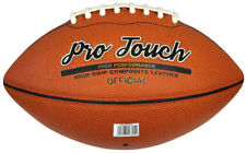 Midwest Pro Touch Official Size American Football
