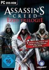 PC juego de ordenador *** figuras assassins creed Ezio trilogía * Anthology *** nuevo * New