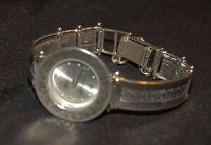 SILPADA - T1749 - Round Hammered Sterling Silver Watch - RET