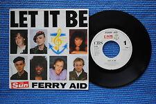 PAUL Mc CARTNEY / FERRY AID / SP CBS 650796 7 / Recto 1 /1987 ( NL )
