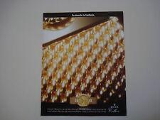 advertising Pubblicità 1994 OROLOGIO ROLEX CELLINI