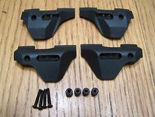 Traxxas Stampede 4x4 Front & Rear Suspension Arm Guards Spacers Screws Shock Mud