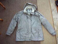 Gelert lightweigh 'Bryntech' waterproof windproof breathable jacket hood size 14