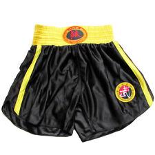 1Pc Brief Mma Boxing Shorts Kids Men Women Muay Thai Trunks Wushu Sanda Clothes