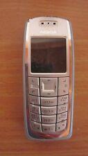 Nokia 3120 Silver Mobile / Cell Phone