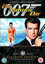 James Bond - Die Another Day (Ultimate Edition 2 Disc Set) [DVD] DVD, Very Good,