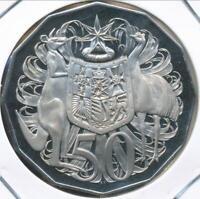 Australia, 1973 Fifty Cents, 50c, Elizabeth II - Proof