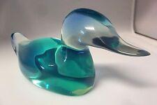 RARE Abraham Palatnik Acrylic Lucite Silon Rio Brazil Brasil Duck Sculpture 2571