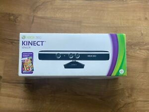 Microsoft Xbox 360 Kinect Sensor BRAND NEW SEALED US