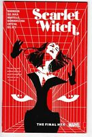 Scarlet Witch: The Final Hex. Marvel Graphic Novel TPB.  NM, Free Shipping