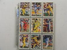 1994/95 Cricket 110 cards, 11 Elite XII, 7 Memories, Border hologram plus more