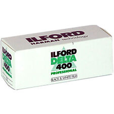 ILFORD Delta 400 Black White 36 Exposure 35mm Film