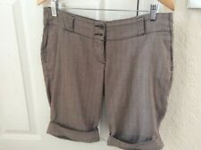 Shorts Brown with subtle sparkly bits, size 12 to 14
