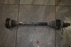 BMW E53 X5 3.0D MANUAL PRE FACELIFT 00-04 PASSENGER REAR DRIVESHAFT 7500914 #002