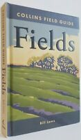 Collins Field Guide Fields Bill Laws natural history book farms farming nature