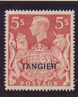 Great Britain Offices Morocco/Tangier Stamp Scott #544 Mint Hinge Good Centering
