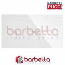 PLACCA CASSETTA PUCCI SARA SLIM A PARETE  BIANCO 80179660