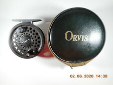 Orvis Battenkill 3/4 Fly Fishing Reel with Case 1/2