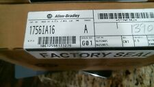 SEALED Allen-Bradley  1756-IA16 FREE SHIPPING 1756IA16