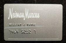 Neiman Marcus charge cardâ—‡free shipâ—‡cc1834
