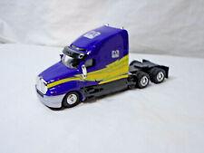"HOT WHEELS * Kenworth 2000 * 1998 Mattel - 6"" Long Purple PPG Semi-Truck diecast"
