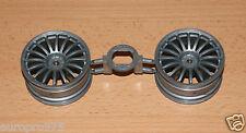 Tamiya 58182 Audi A4 STW/TA03F/TT01/TT02, 0445605/10445605 Wheels (2 Pcs.), NEW