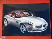 """BMW Z8 """"Das Buch zum Auto"""" (Unikat) Z 8 Roadster Cabriolet Sportwagen limitiert"""