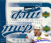 2005/06 Upper Deck MVP MASSIVE 24ct Retail Box--Sidney Crosby, Ovechkin RC Year