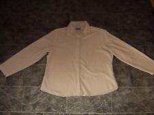 Evans East Coast Ladies Fleece Shirt, Size 16
