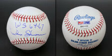 Mike Shannon SIGNED ROMLB Baseball Broadcaster Cardinals PSA/DNA AUTOGRAPHED