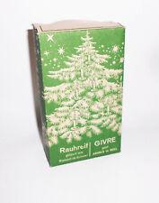 Pack Rauhreif Christmas Tree Ornaments To 1950 CBS Christmas Christmas