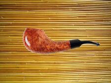 Pfeife Big Ben Bora Bent Golf braun Sattelmundstück Pipe Pipa