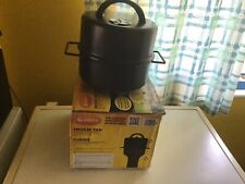 Gardeco Smoker Pan Bbq Or Chiminea