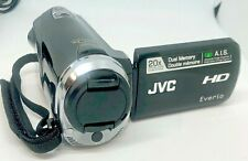 JVC HD everio gz-hm320 digital video camcorder camera Sell For Parts Only