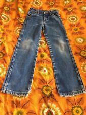 Vintage Children's Kids Wrangler Jeans 70s 80s