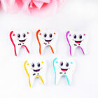 """New 50pcs Wood Sewing Scrapbook Tooth 2Holes Button 3.2cm(1 2/8"""") x 25.0mm(1"""")"""