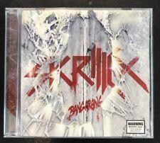 SKRILLEX 'Bangarang' 2012 CD album VGC