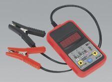 Sealey Digital Battery & Alternator Tester 12V