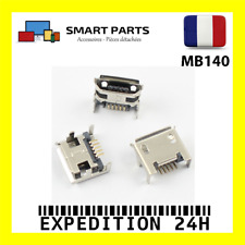 Connecteur à souder micro USB type B femelle / female connector to solder