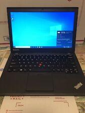 New listing Lenovo ThinkPad X240 i5-4300U 1.90Ghz 8Gb 128Gb Hdd Win 10 Pro