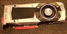 NVIDIA - GeForce GTX 1080 Founders Edition 8GB GDDR5X PCI Express 3.0 Graphics