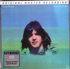 Hybrid-SACD (MFSL NEU!) . GRAM PARSONS - Grievous Angel (with Emmylou CD mkmbh