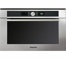 Hotpoint Stainless Steel Built - in Microwaves