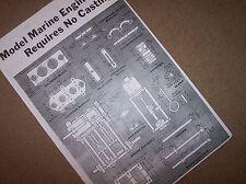 MODEL MARINE steam engine   model plans