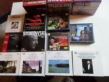 Große KLASSIK CD-Sammlung!!° Z.T. OVP!! WAGNER, CHOPIN, MAHLER...BOX SETS!!