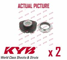 2 x NEW KYB FRONT AXLE TOP STRUT MOUNTING PAIR SET OE QUALITY REPLACEMENT SM1714