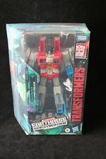Transformers Hasbro War for Cybertron Earthrise Starscream MISB Collector Grade