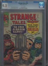 Strange Tales #143 CGC 9.2   NICK FURY AGENT OF SHIELD & DR STRANGE  L@@K