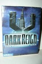 DARK REIGN THE FUTURE OF WAR GIOCO NUOVO PC CDROM VERSIONE ITALIANA GD1 39719